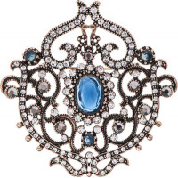Brooches (4)