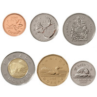 Bank Notes - Coins