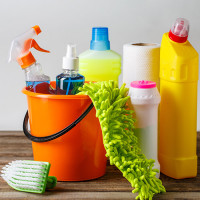 Cleaning & Home Supplies