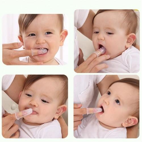 Baby Finger Toothbrush