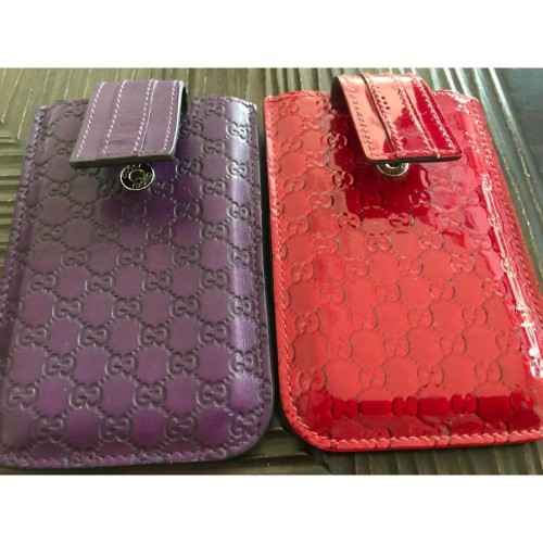 IPHONE 4- 5 GUCCI cases